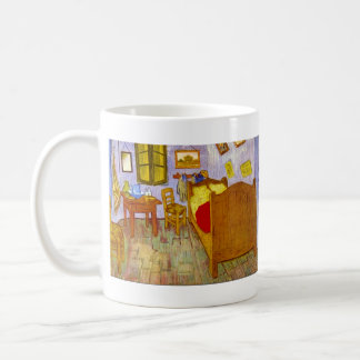Bedroom at Arles by Vincent Willem van Gogh Coffee Mug