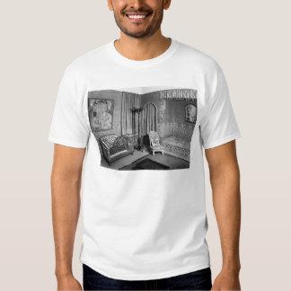Bedroom belonging to Jeanne Lanvin  c.1920-25 Shirt