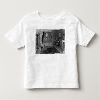 Bedroom belonging to Jeanne Lanvin  c.1920-25 T-shirt