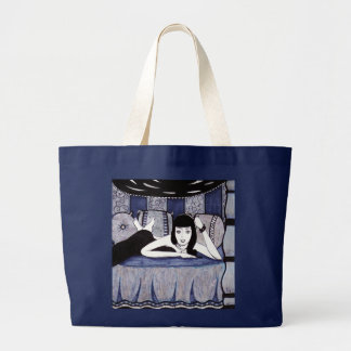 Bedroom Betty Large Tote