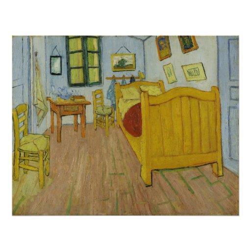 bedroom in arles by vincent van gogh art photo zazzle