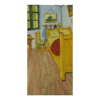 Bedroom in Arles by Vincent Van Gogh Card