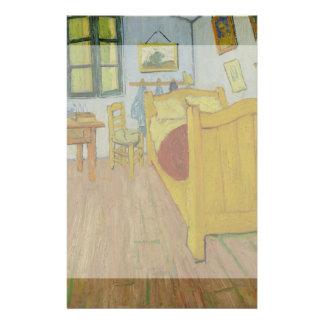 Bedroom in Arles by Vincent Van Gogh Flyer