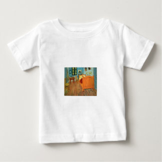 Bedroom in Arles by Vincent Van Gogh Infant T-shirt
