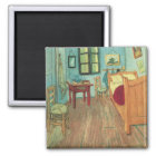 Bedroom in Arles by Vincent van Gogh Magnet