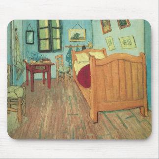 Bedroom in Arles by Vincent van Gogh Mouse Pad