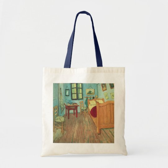 Bedroom in Arles by Vincent van Gogh Tote Bag