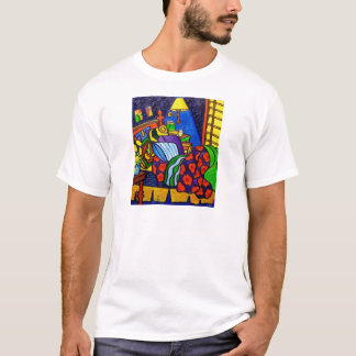 Bedroom in Color T-Shirt