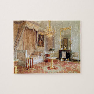 Bedroom in the Grand Trianon (photo) Jigsaw Puzzle