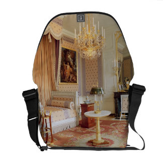Bedroom in the Grand Trianon (photo) Courier Bags