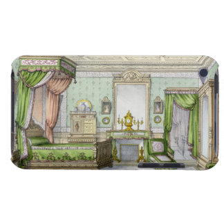 Bedroom in the Renaissance style (colour litho) Barely There iPod Case