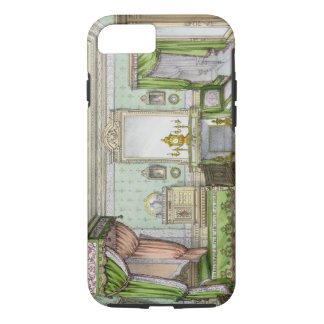 Bedroom in the Renaissance style (colour litho) iPhone 8/7 Case