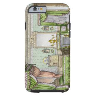 Bedroom in the Renaissance style (colour litho) Tough iPhone 6 Case