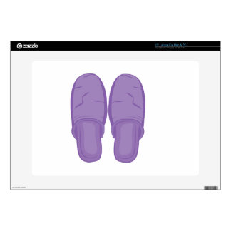 Bedroom Slippers Decals For Laptops