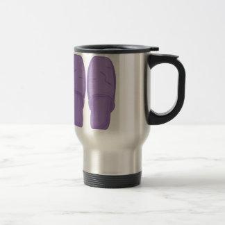 Bedroom Slippers Travel Mug