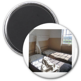 Beds at Southwell Workhouse 2 Inch Round Magnet