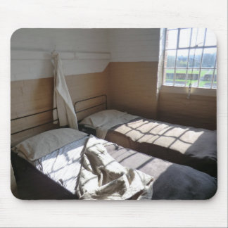 Beds at Southwell Workhouse Mouse Pad