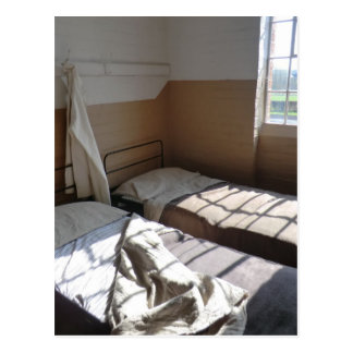 Beds at Southwell Workhouse Postcard