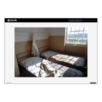 Beds at Southwell Workhouse Laptop Skins