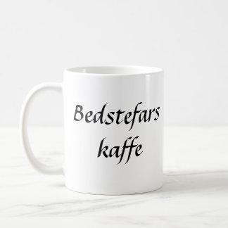 Bedstefars Kaffe Taza De Café