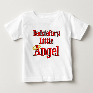 Bedstefar's Little Angel Baby T-Shirt