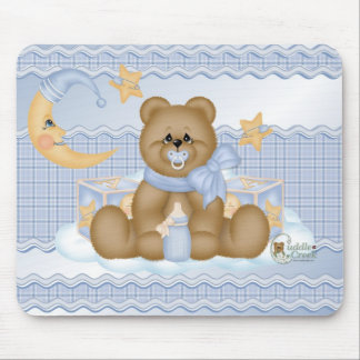 Bedtime Baby Mousepad