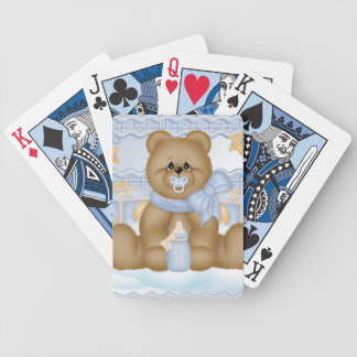 Bedtime Baby Playing Cards