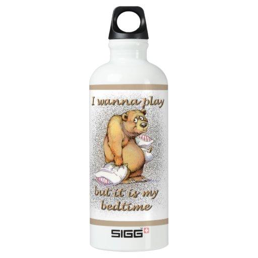 Bedtime Bear SIGG Traveler 0.6L Water Bottle