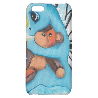 Bedtime Buddy 3 iPhone 5C Case
