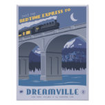 Bedtime Express to Dreamville Poster