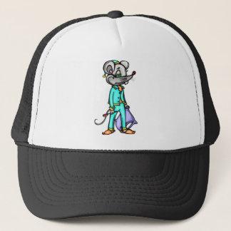 Bedtime Mouse Trucker Hat