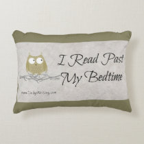 Bedtime Owl Pillow
