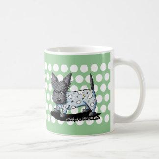 Bedtime PJs Scottie Coffee Mug