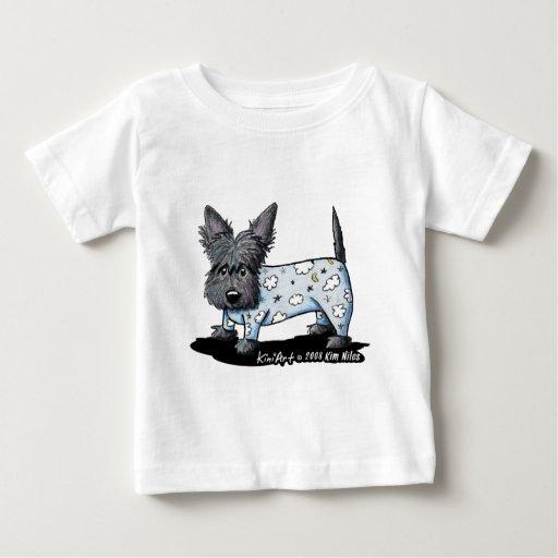 Bedtime PJs Scottie T-shirt