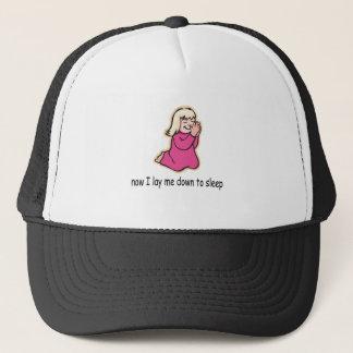 Bedtime Prayers Trucker Hat