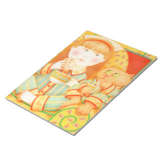 """Bedtime Snack 8.5"""" x 11"""" Notepad"""
