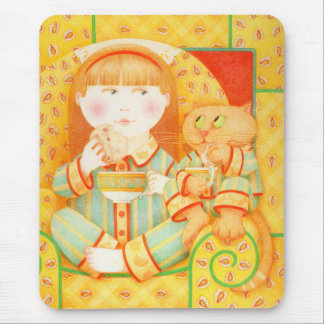 Bedtime Snack Mouse Pad