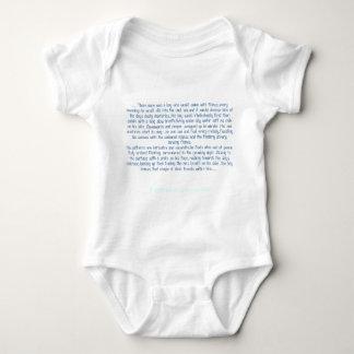 bedtime storie baby bodysuit