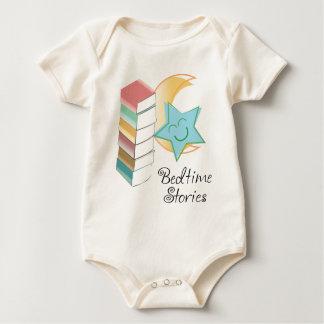 Bedtime Stories Baby Bodysuit