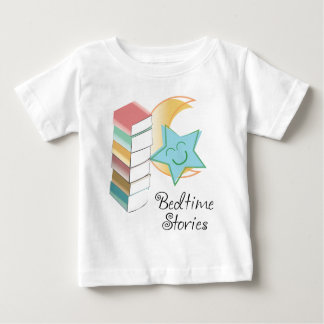 Bedtime Stories Baby T-Shirt