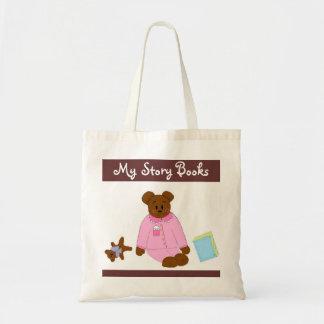 Bedtime Stories Tote Bag