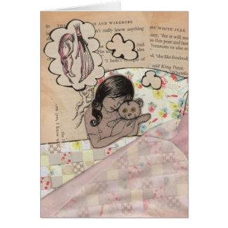 Bedtime Story Card
