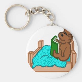 Bedtime Story Keychain