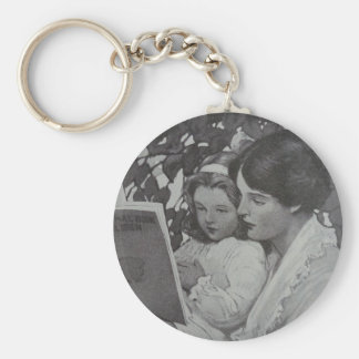 Bedtime Story Key Chains