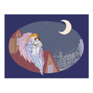 Bedtime Story Postcard