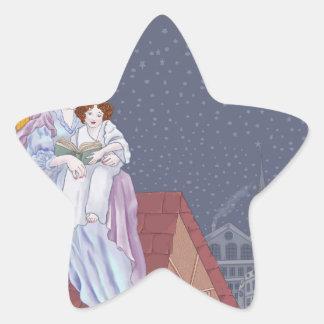 Bedtime Story Star Sticker