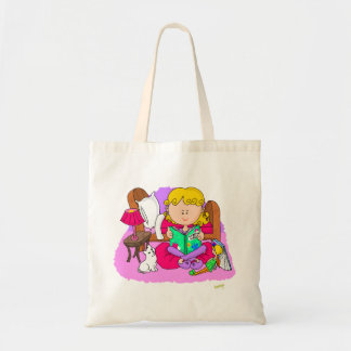 Bedtime Story Tote Bag