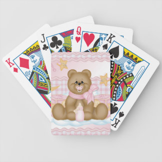 Bedtime Teddy P Playing Cards