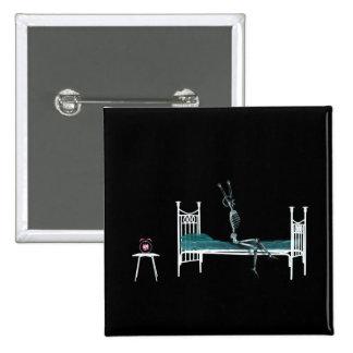 Bedtime X-Ray Skeleton Original Pinback Button