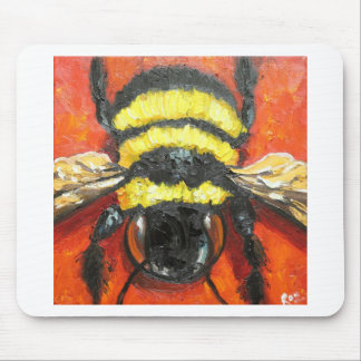 Bee#192-12x12sc Mouse Pad